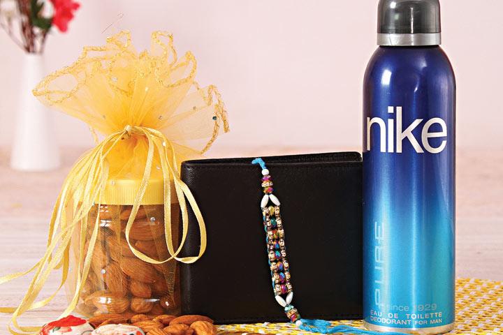 Astonishing Rakhi gifts and Rakhi online offerings
