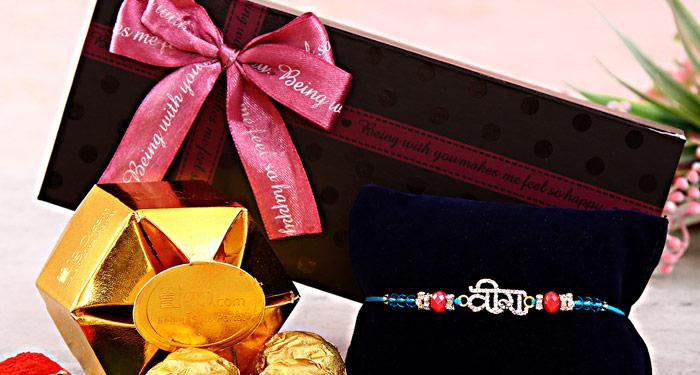Generous Rakhi Gifting with IGP.com