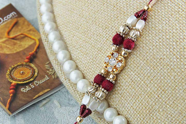 Express Delivery Of Rakhi To India