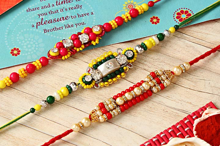 Three Beautiful and Pocket-friendly Rakhi for Your Brother