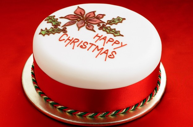 3 Most Ingenious Christmas Cakes for 2017