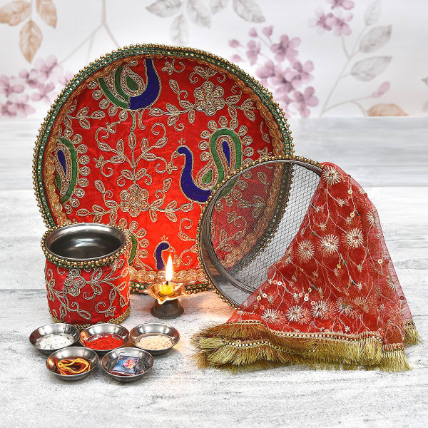Karwa Chauth Gifts- Celebrating the Day of Fasting with Presents