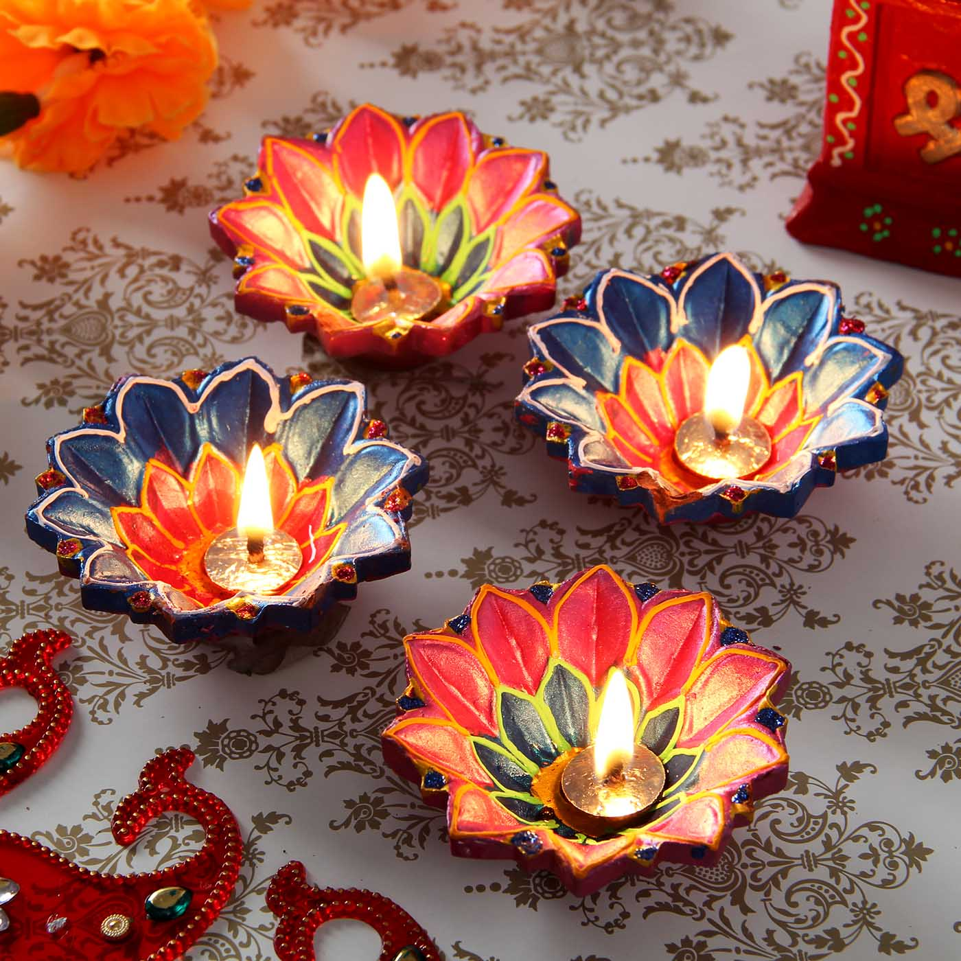 7 Unique Ways of Celebrating Diwali for Everyone's Happiness