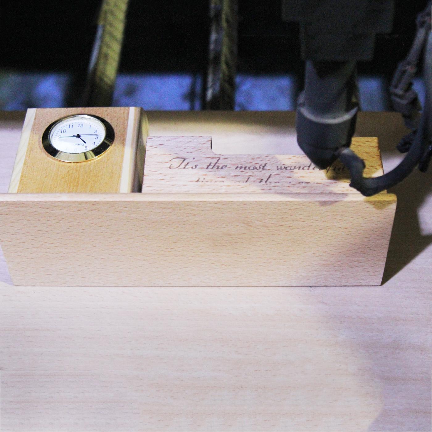 Engraving on Wood