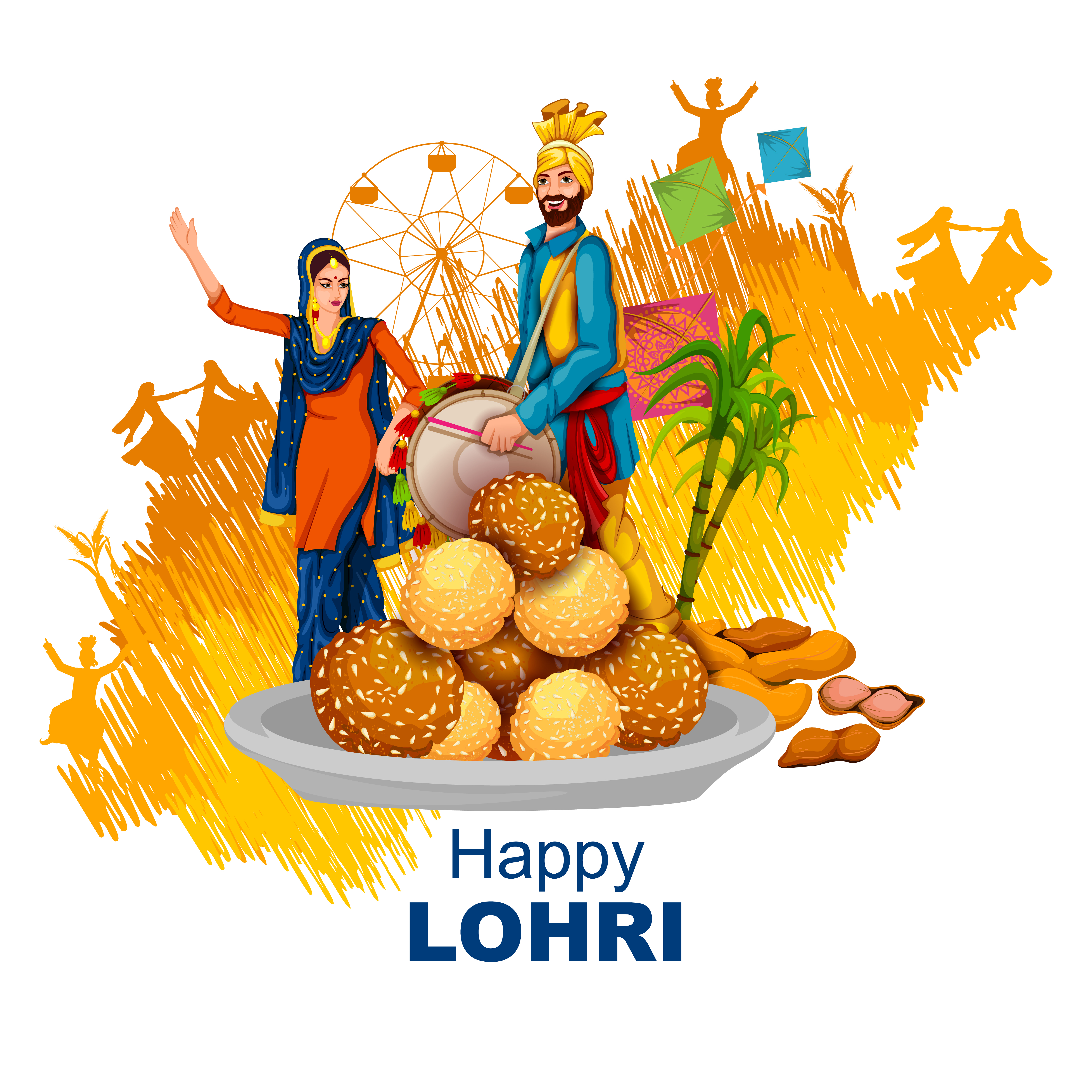 Lohri Gifts- Know the Best Lohri Gifts to Give Your Loved Ones' in India