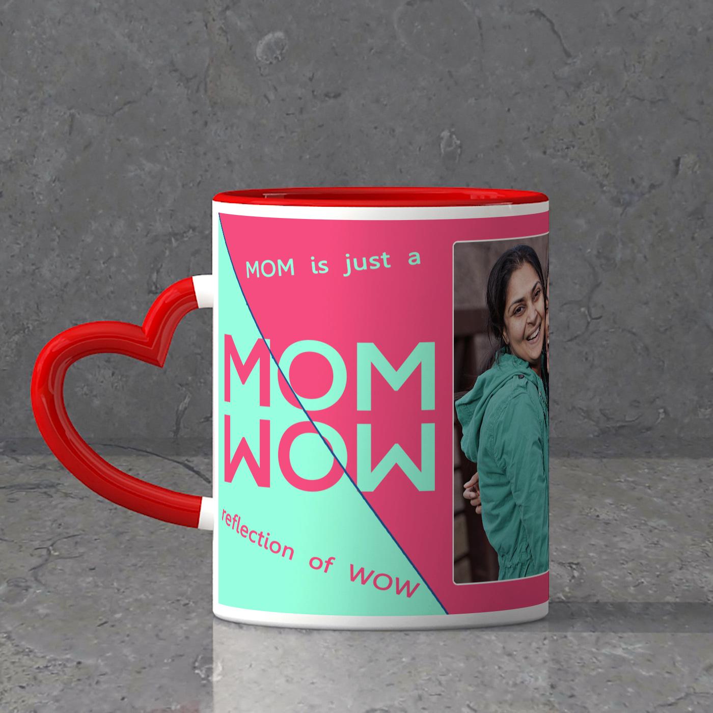 Personalized Ceramic Mug for Mom