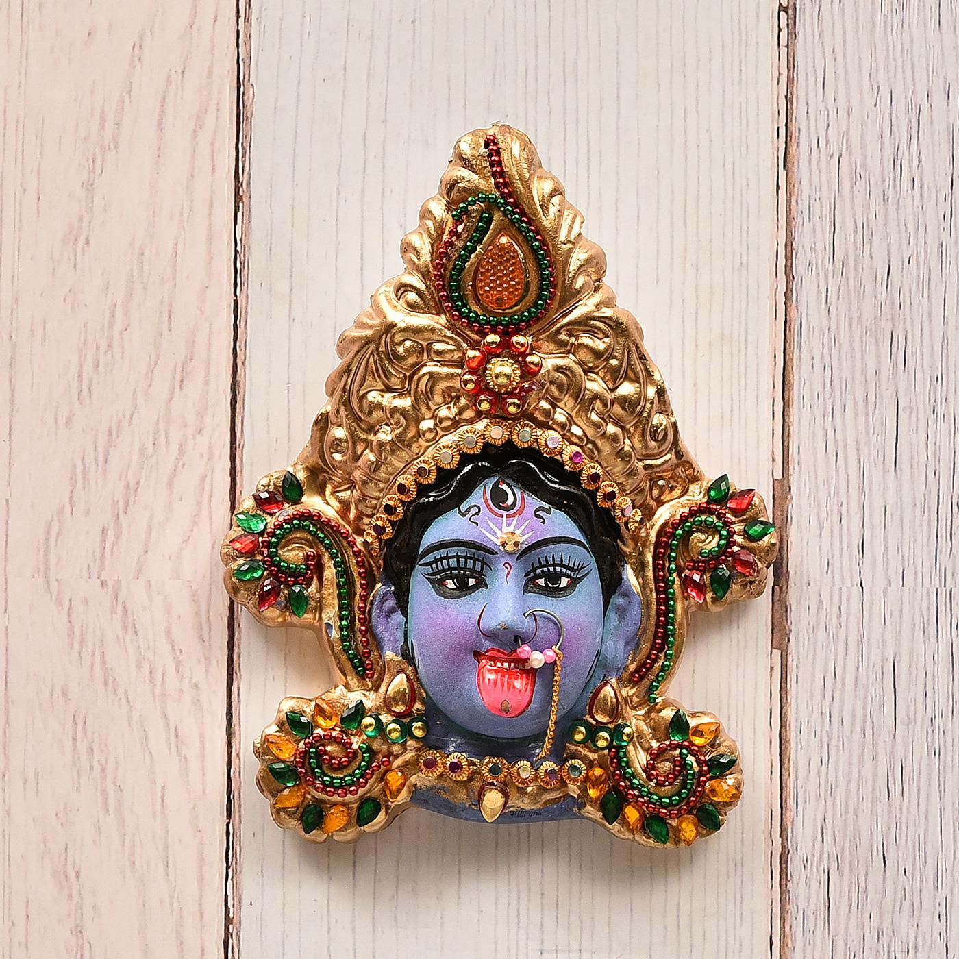 Maa Kali Face Idol