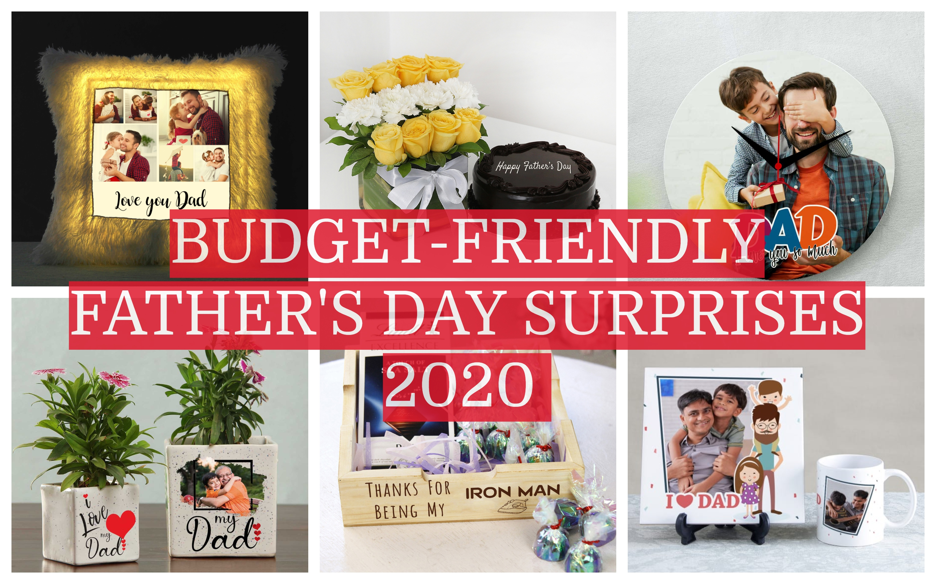Father's Day Gifting Guide 2020-11 Pocket-friendly Surprises For Dad