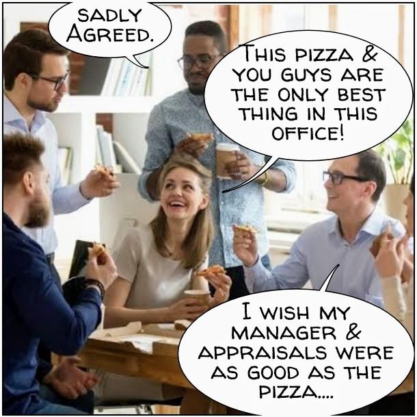 Office bitching meme