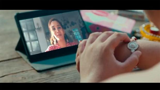 Rakhi Video call