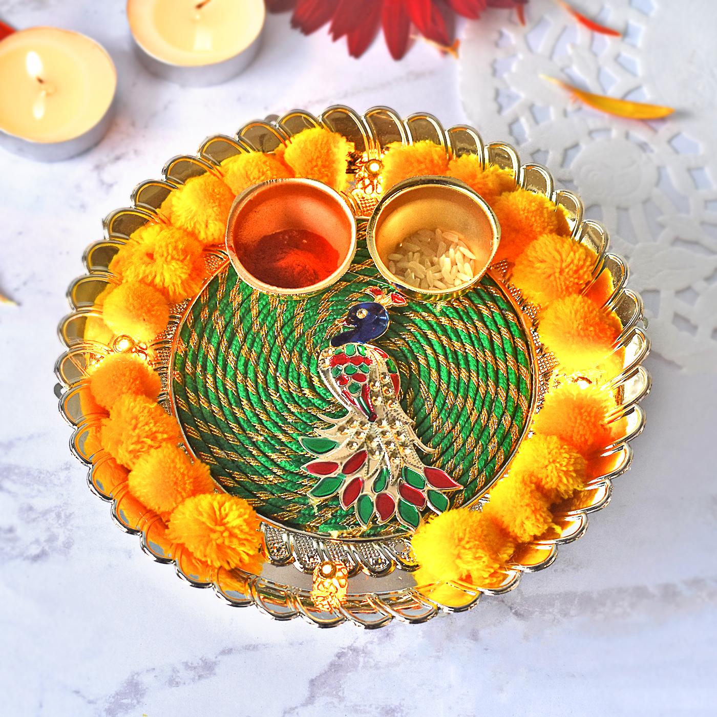 Puja Thali Ganpati
