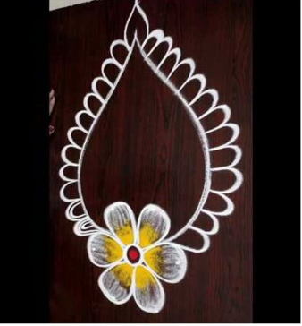Necklace_Rangoli