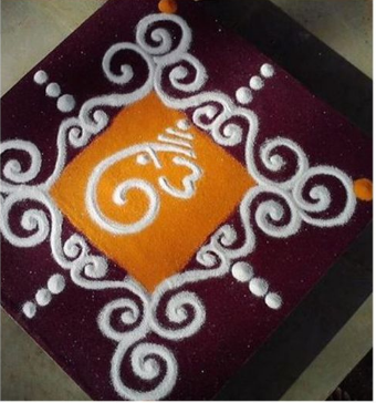 Lord_Ganesha_Square_Rangoli_Design