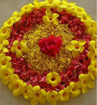All_Flowers_Rangoli