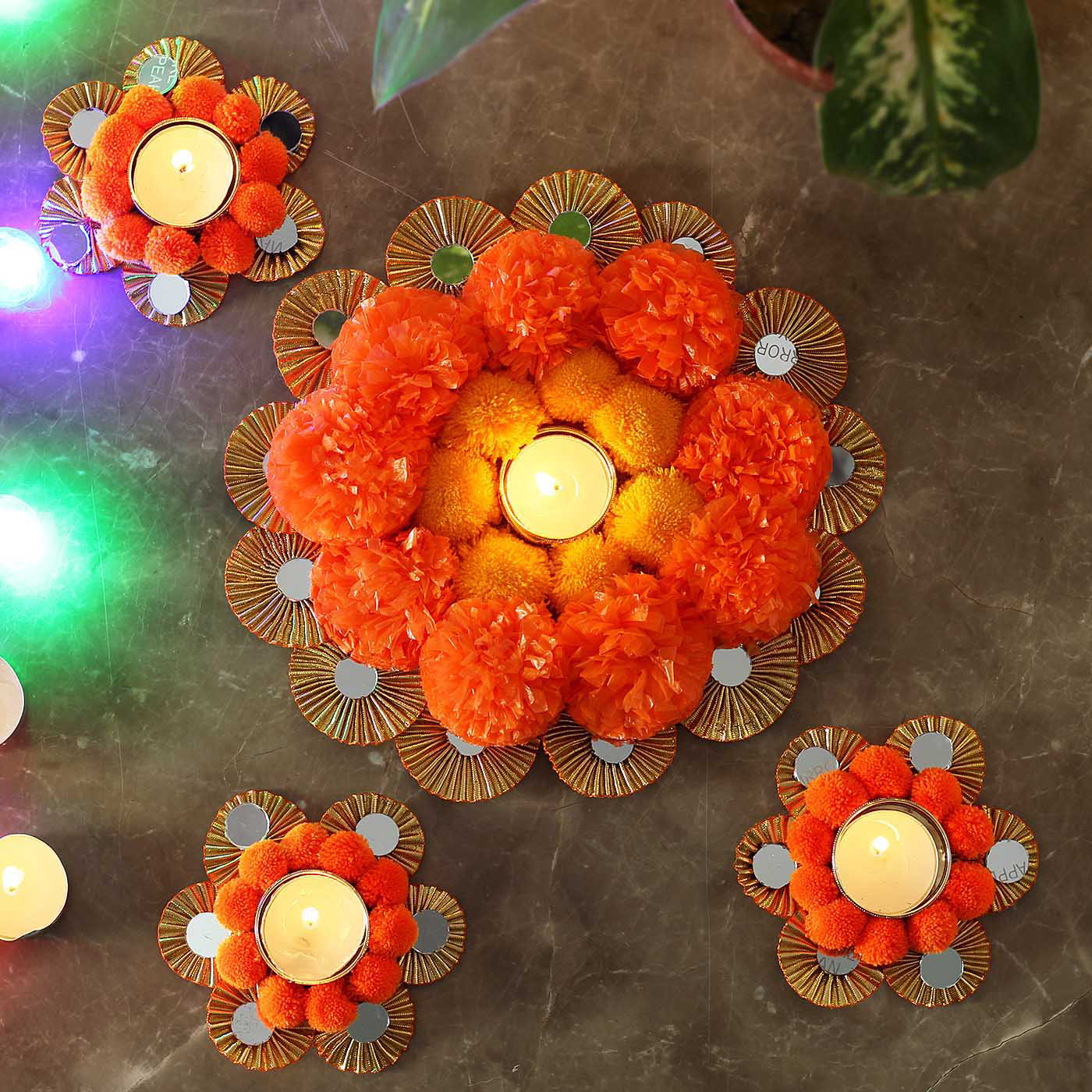 11 Easy Rangoli Designs for Diwali 2020 for Home
