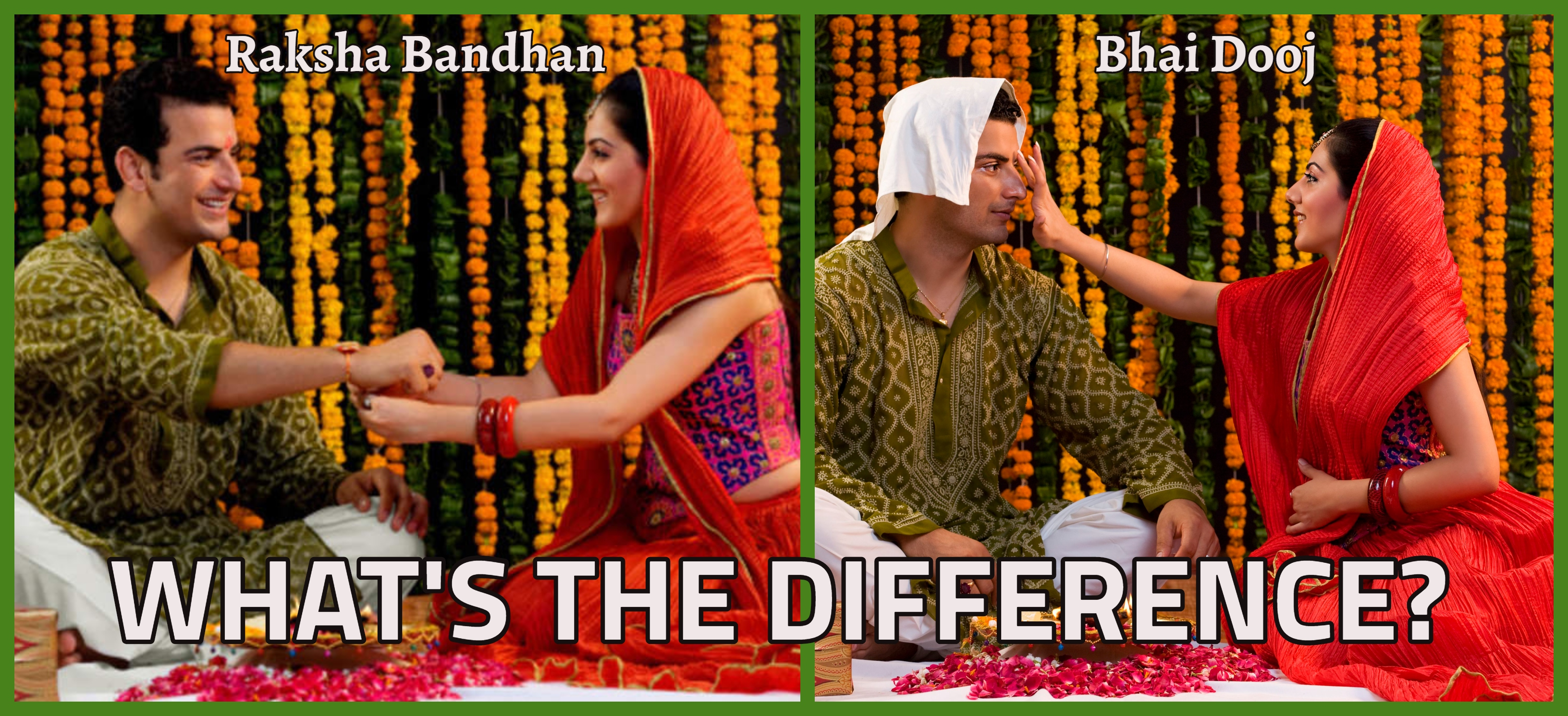 What Makes Bhai Dooj Different From Raksha Bandhan?