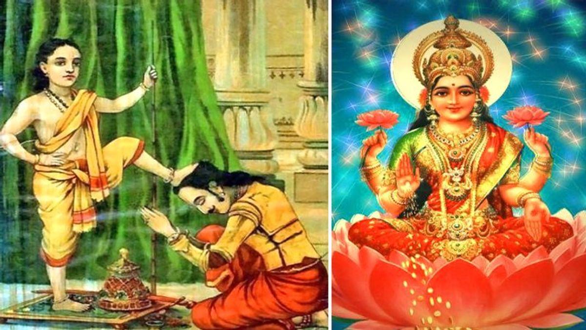 lakshmi and bali