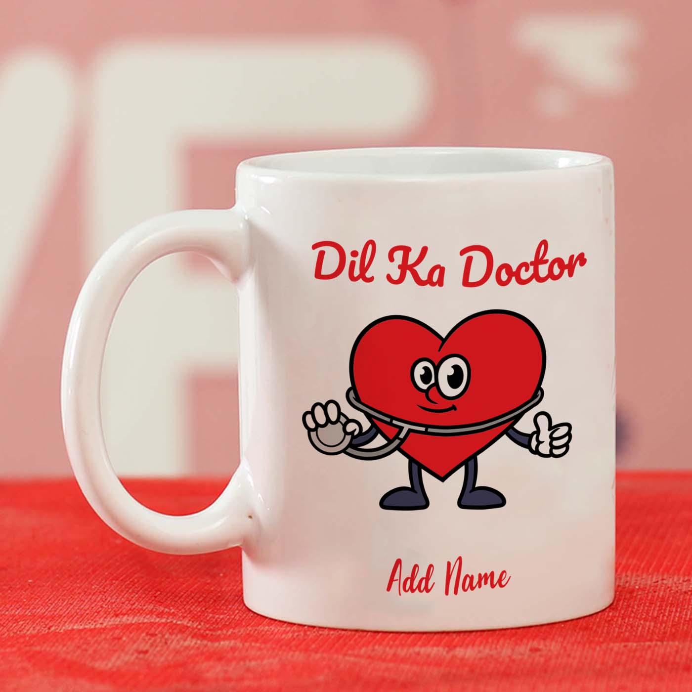 Love Doctor Mug