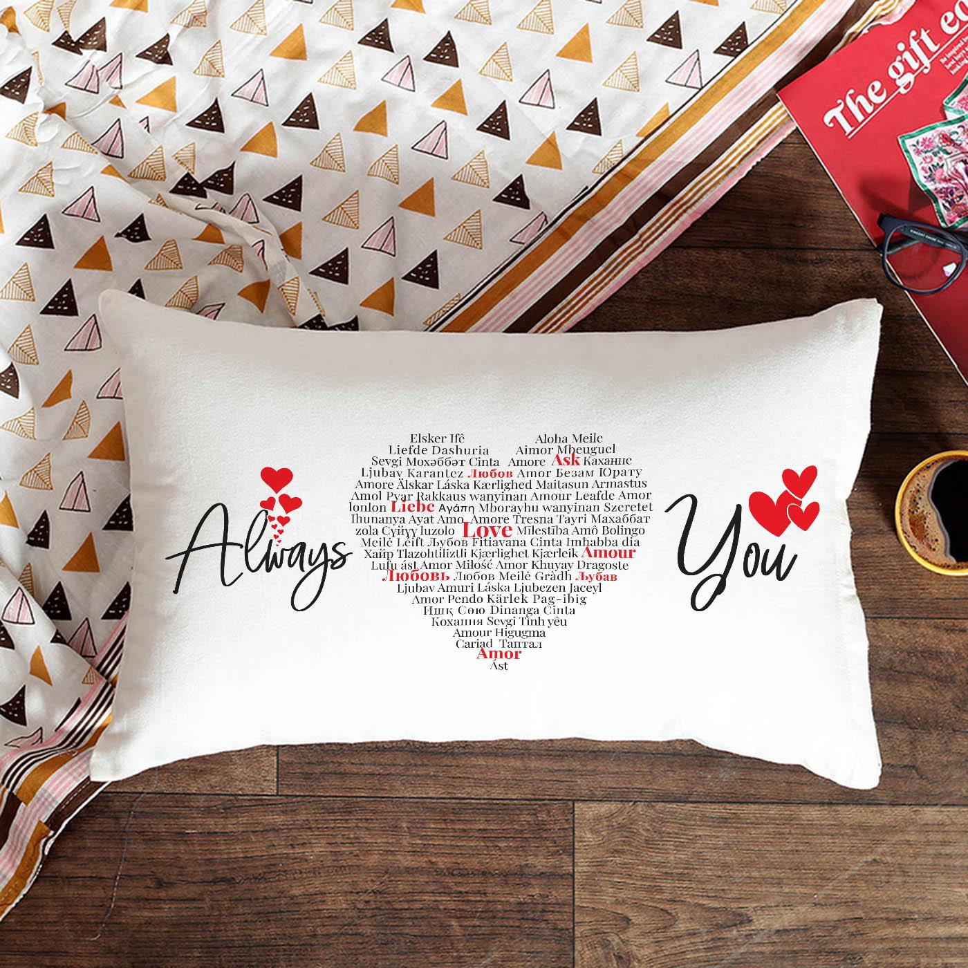 Pillow Valentine