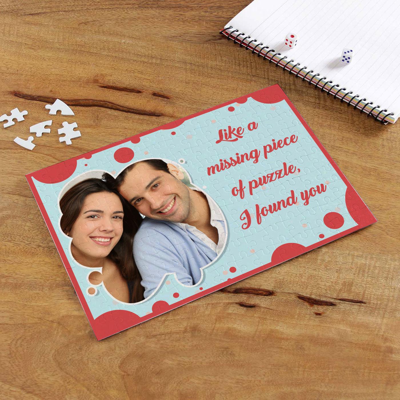 puzzle romantic