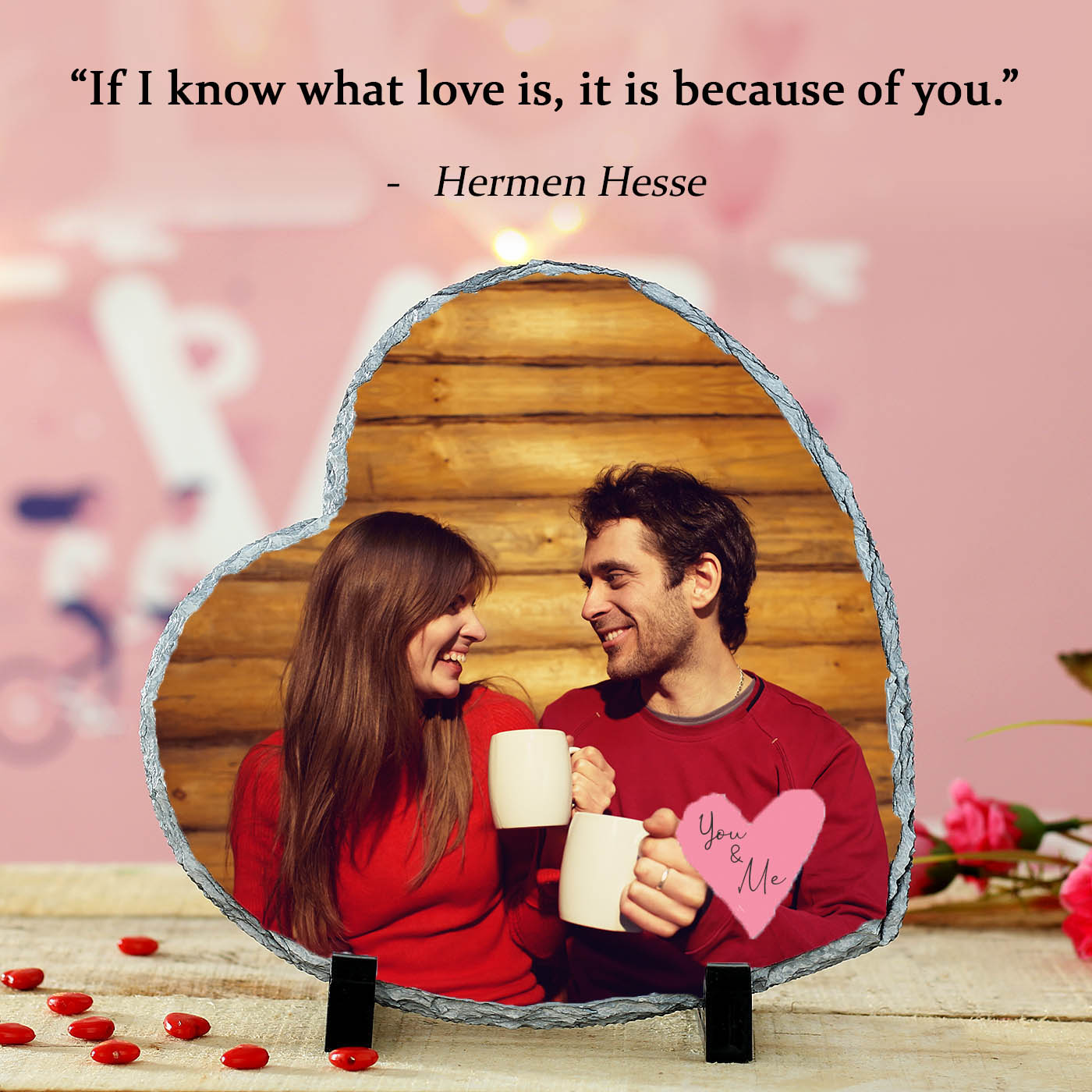 hermen hesse love quote