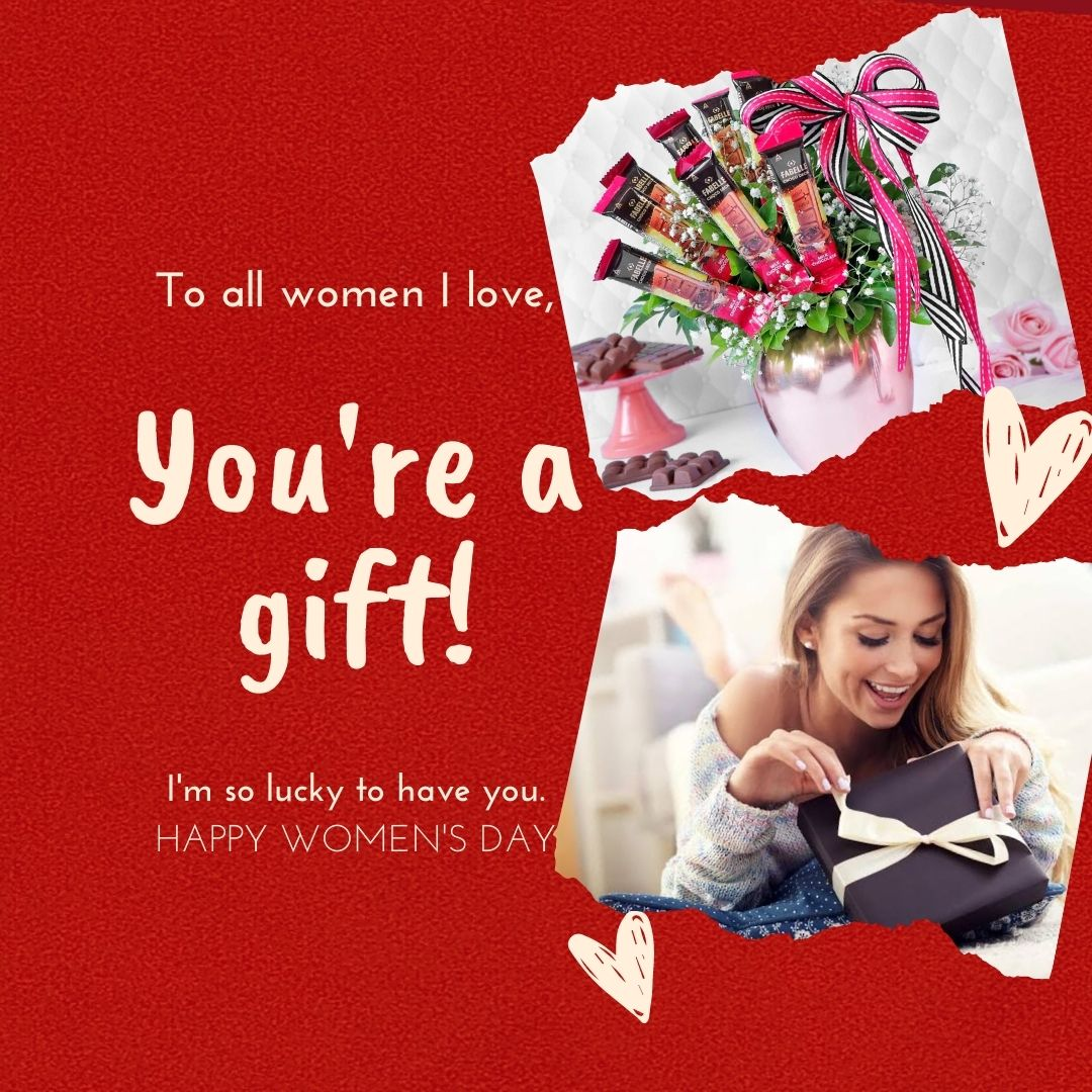 gift ideas for women's day