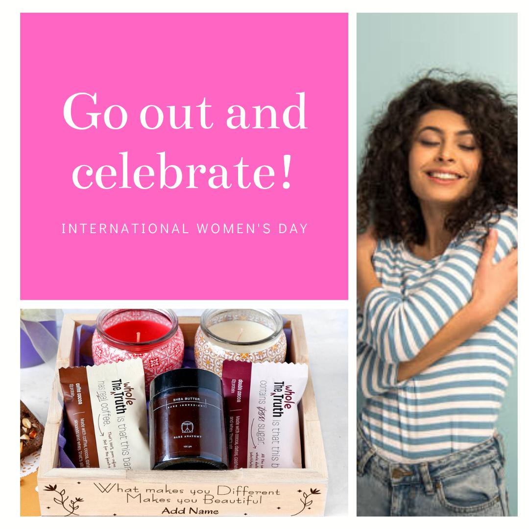 women's day celebration ideas