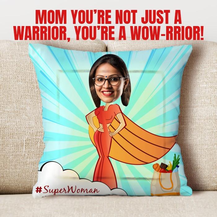 wow-rrior mom