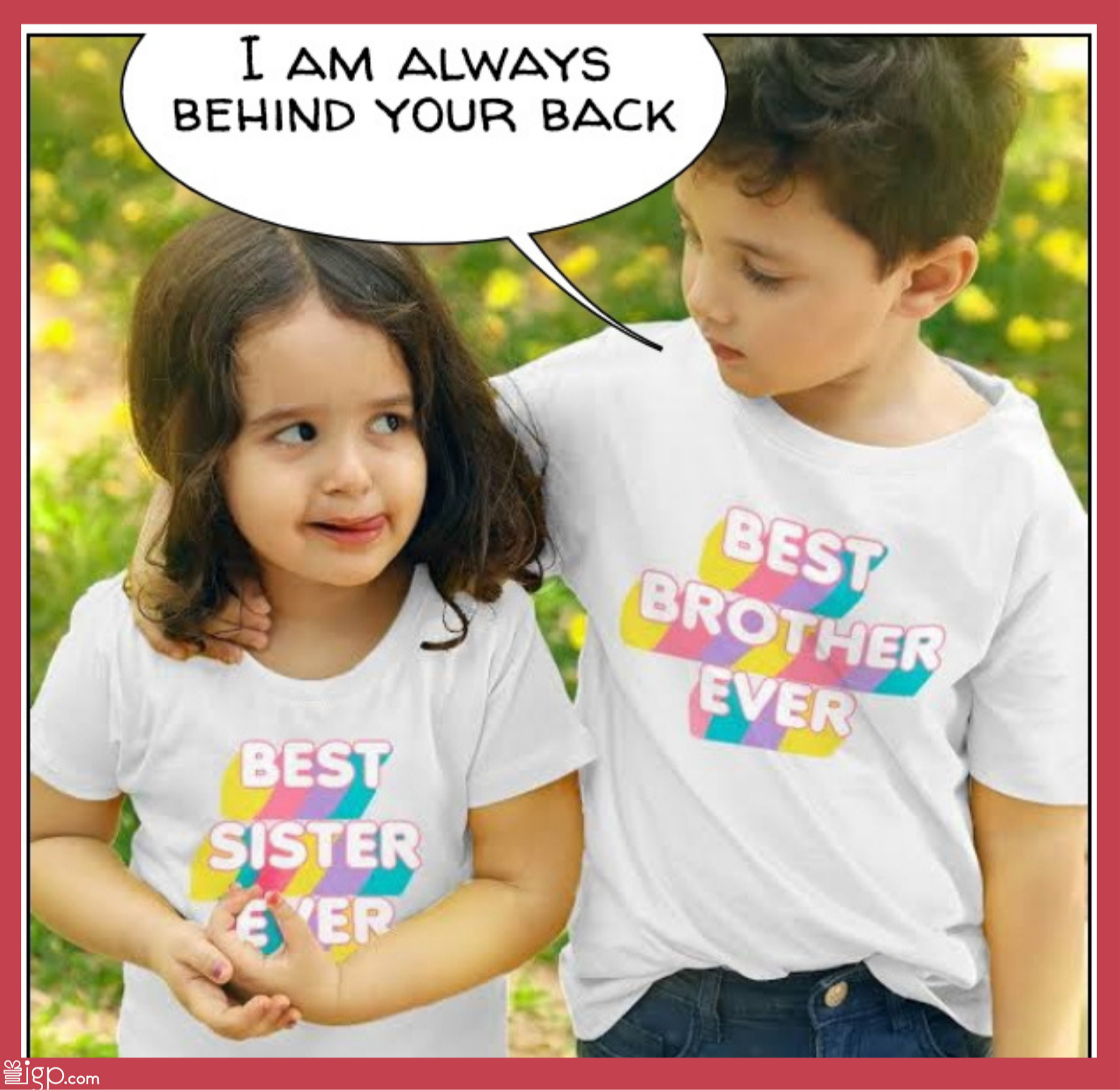 Brother Rakhi Promise