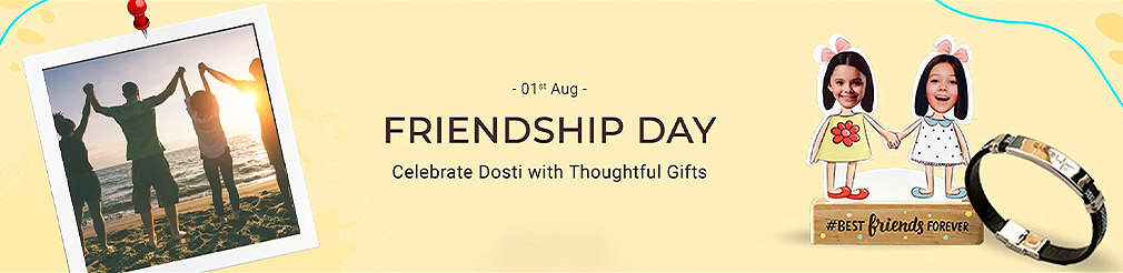 Top Ten Friendship Day Gifts to Surprise Your BFF